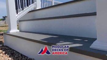 Modular Decks of America Summer Sale TV Spot, 'One Day Install' - Thumbnail 9