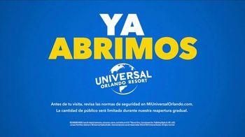 Universal Orlando Resort TV Spot, 'Ya abrimos' [Spanish] - Thumbnail 6