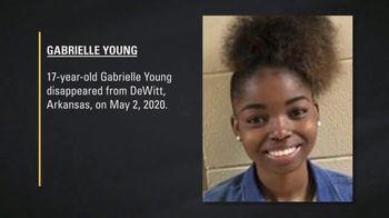 National Center for Missing & Exploited Children TV Spot, 'Gabrielle Young'