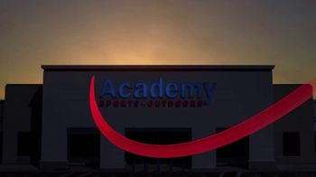 Academy Sports + Outdoors TV Spot, 'Adidas and Under Armour: 25 Percent Off' Featuring Marty Smith - Thumbnail 1
