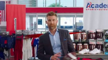 Academy Sports + Outdoors TV Spot, 'Adidas and Under Armour: 25 Percent Off' Featuring Marty Smith - Thumbnail 10