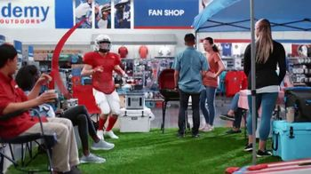 Academy Sports + Outdoors TV Spot, 'Adidas and Under Armour: 25 Percent Off' Featuring Marty Smith - Thumbnail 3