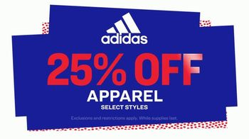 Academy Sports + Outdoors TV Spot, 'Adidas and Under Armour: 25 Percent Off' Featuring Marty Smith - Thumbnail 4