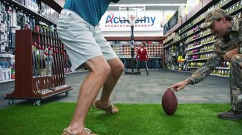 Academy Sports + Outdoors TV Spot, 'Adidas and Under Armour: 25 Percent Off' Featuring Marty Smith - Thumbnail 5