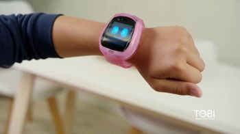 Tobi Robot Smartwatch TV Spot, 'It's Tobi Time' - Thumbnail 4