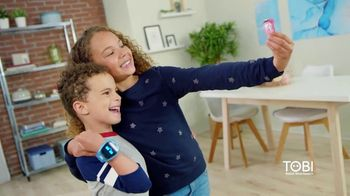 Tobi Robot Smartwatch TV Spot, 'It's Tobi Time'