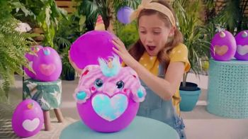 Rainbocorns Wild Heart Surprise! TV Spot, 'Epic Egg Hunt' - Thumbnail 8