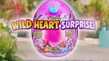 Rainbocorns Wild Heart Surprise! TV Spot, 'Epic Egg Hunt' - Thumbnail 3