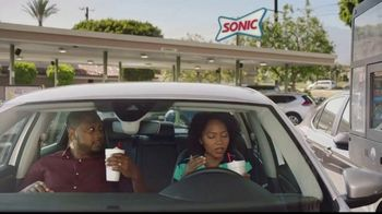 Sonic Drive-In Toasted S'mores Shake TV Spot, 'A Whole Marshmallow' - Thumbnail 1