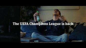 Heineken TV Spot, 'UEFA Champions League: The Wait'