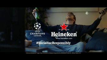 Heineken TV Spot, 'UEFA Champions League: The Wait' - Thumbnail 9