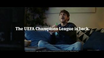 Heineken TV Spot, 'UEFA Champions League: The Wait' - Thumbnail 7