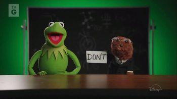 Disney+ TV Spot, 'Muppets Now' - Thumbnail 3