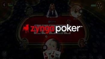 Zynga Poker TV Spot, 'WPT: Millions of Users' Featuring Tony Dunst, Vince Van Patten - Thumbnail 6