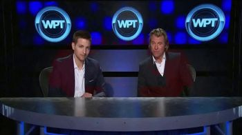 Zynga Poker TV Spot, 'WPT: Millions of Users' Featuring Tony Dunst, Vince Van Patten - Thumbnail 7