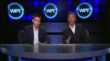 Zynga Poker TV Spot, 'WPT: Millions of Users' Featuring Tony Dunst, Vince Van Patten - Thumbnail 8