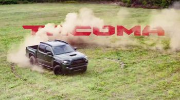 Toyota End of Summer Event TV Spot, 'The Truck You've Been Working For' [T2] - Thumbnail 3
