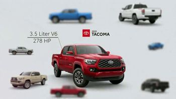 Toyota End of Summer Event TV Spot, 'The Truck You've Been Working For' [T2] - Thumbnail 4
