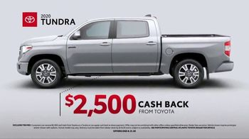 Toyota End of Summer Event TV Spot, 'The Truck You've Been Working For' [T2] - Thumbnail 5