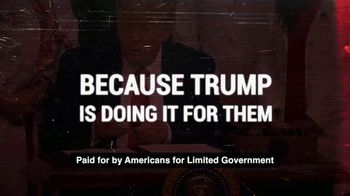 Americans for Limited Government TV Spot, 'Dream Come True' - Thumbnail 9