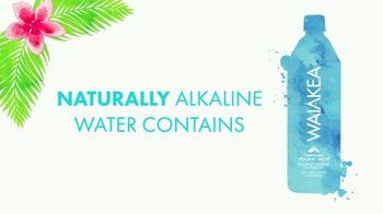 Waiakea TV Spot, 'Naturally Alkaline Water'