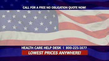 Health Care Help Desk TV Spot, 'Options' - Thumbnail 1