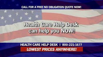 Health Care Help Desk TV Spot, 'Options' - Thumbnail 3