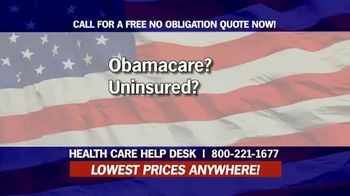 Health Care Help Desk TV Spot, 'Options' - Thumbnail 4