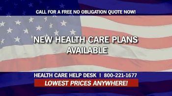 Health Care Help Desk TV Spot, 'Options' - Thumbnail 5