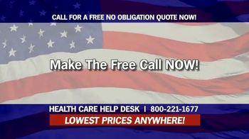 Health Care Help Desk TV Spot, 'Options' - Thumbnail 6
