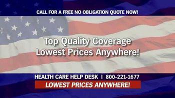 Health Care Help Desk TV Spot, 'Options' - Thumbnail 7