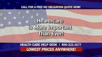 Health Care Help Desk TV Spot, 'Options' - Thumbnail 8