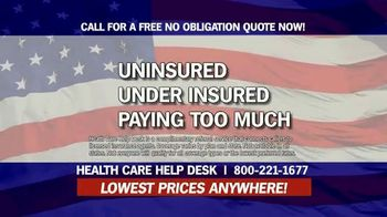 Health Care Help Desk TV Spot, 'Options' - Thumbnail 9