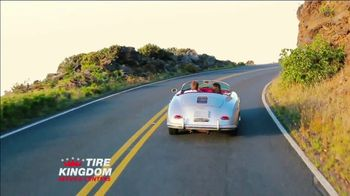Tire Kingdom TV Spot, 'Summer Is Here: Buy Three Tires, Get One Free' - Thumbnail 2