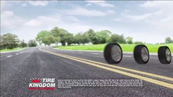 Tire Kingdom TV Spot, 'Summer Is Here: Buy Three Tires, Get One Free' - Thumbnail 4