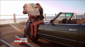 Tire Kingdom TV Spot, 'Summer Is Here: Buy Three Tires, Get One Free' - Thumbnail 7