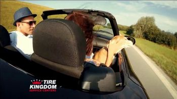 Tire Kingdom TV Spot, 'Summer Is Here: Buy Three Tires, Get One Free' - Thumbnail 8