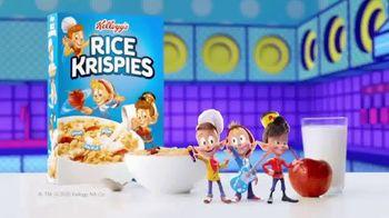 Rice Krispies TV Spot, 'Pop to Life' - Thumbnail 10