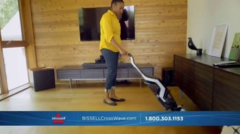 Bissell Crosswave Cordless Max TV Spot, 'Cordless Freedom' - Thumbnail 8