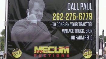 Mecum Gone Farmin' Auctions TV Spot, 'Call Paul' - Thumbnail 7