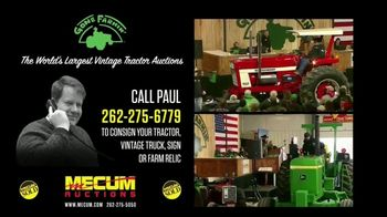 Mecum Gone Farmin' Auctions TV Spot, 'Call Paul' - Thumbnail 5