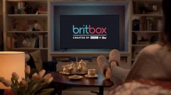 BritBox TV Spot, 'Wild Bill and Father Brown' - Thumbnail 1