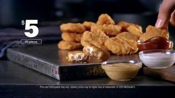 McDonald's 20-Piece McNuggets TV Spot, 'Your Favorites' - Thumbnail 8