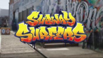 Subway Surfers Spray Crew TV Spot, 'Unlock Rewards' - Thumbnail 1