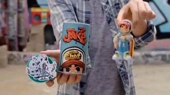 Subway Surfers Spray Crew TV Spot, 'Unlock Rewards' - Thumbnail 3