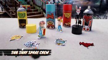 Subway Surfers Spray Crew TV Spot, 'Unlock Rewards' - Thumbnail 4