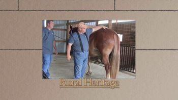 Rural Heritage Magazine TV Spot, 'RFD: Farming and Logging' - Thumbnail 2