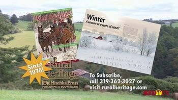 Rural Heritage Magazine TV Spot, 'RFD: Farming and Logging' - Thumbnail 8