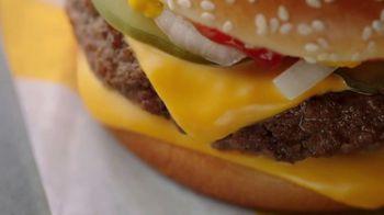 McDonald's Quarter Pounder TV Spot, 'Extra Napkins' - Thumbnail 5