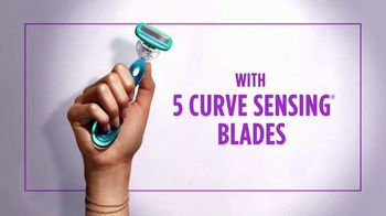 Schick Hydro Silk TV Spot, 'Tips for a Close Shave' - Thumbnail 8